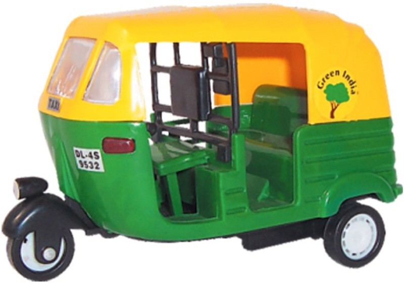 CENTY CNG Auto Rickshaw CT-056(Color may vary, Pack of: 1)