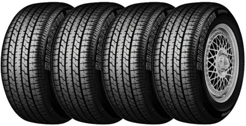 Bridgestone B250 (Set of 4) 4 Wheeler Tyre(175/65R14, Tube Less)
