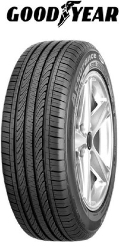Goodyear Assurancer TripleMax 4 Wheeler Tyre(185/60R15, Tube Less)