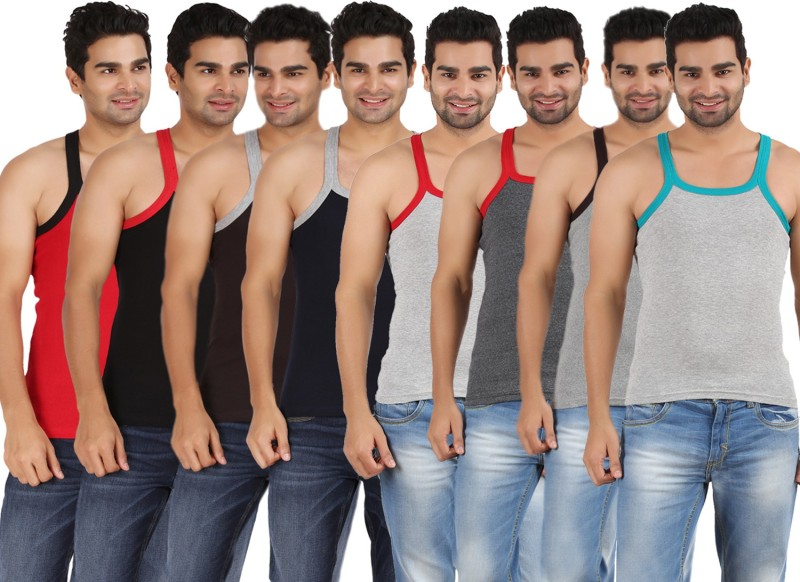 Wyatt Mens Vest(Pack of 8)