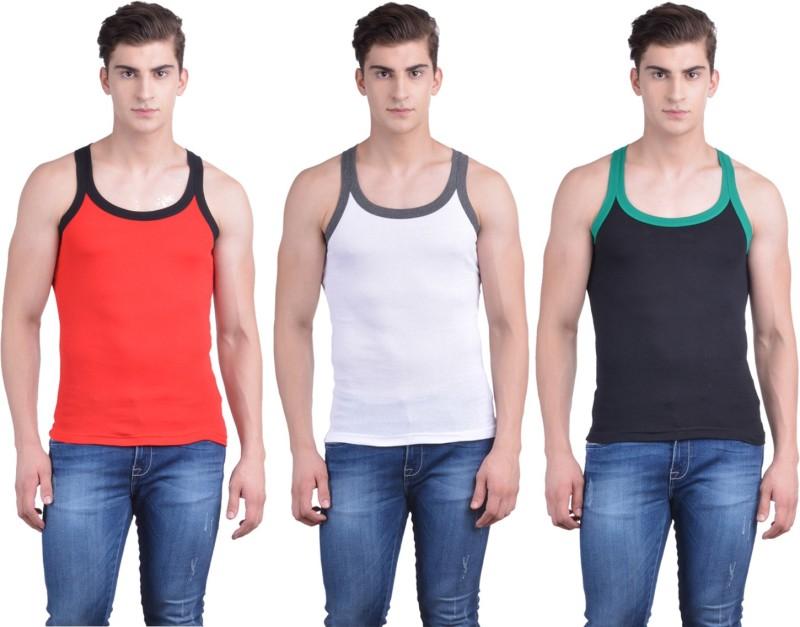 Dollar Bigboss Mens Vest(Pack of 3)
