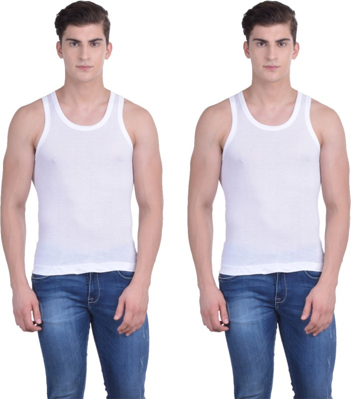 Force Nxt Mens Vest(Pack of 2)