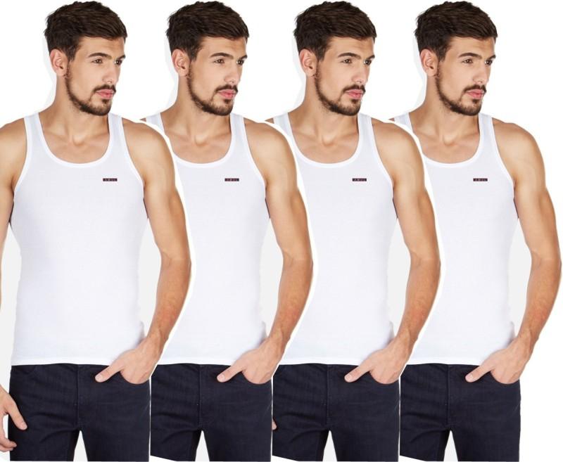 Amul Gold Mens Vest(Pack of 4)