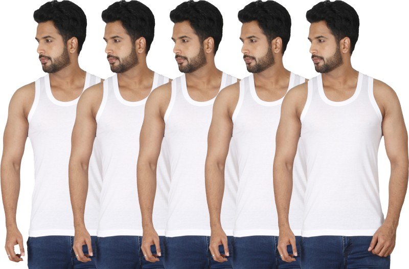 Macho Mens Vest(Pack of 5)