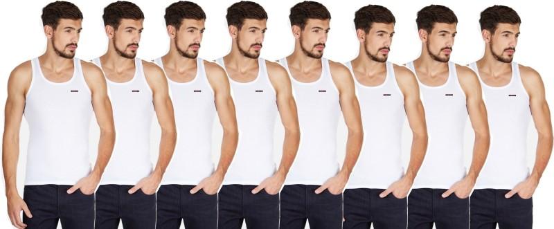 Amul Gold Mens Vest(Pack of 8)