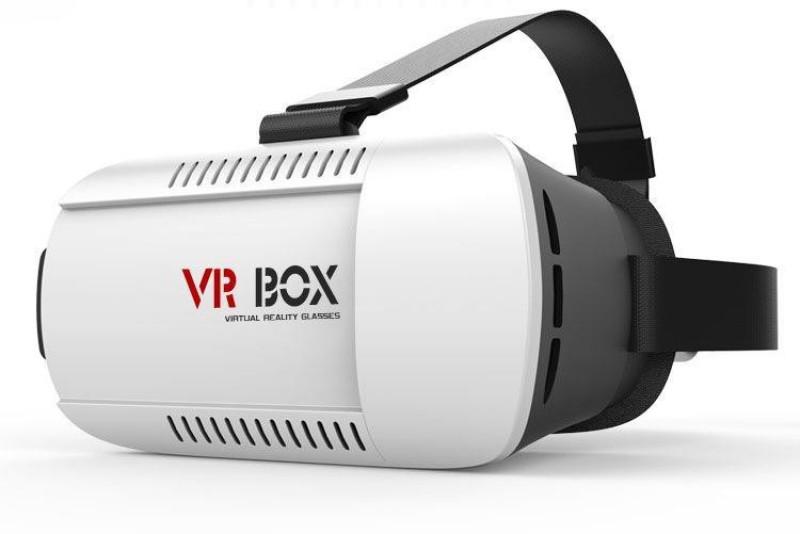 RA Square VRBOX365 Video Glasses(White)