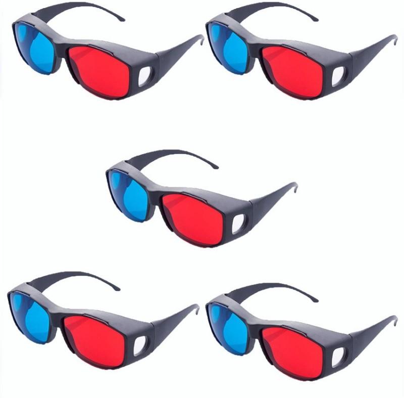 Hrinkar Updated Version Video Glasses(Black)