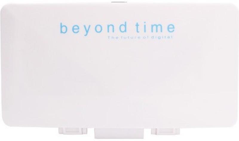 beyond time 3D Bioscope VR glasses - White Video Glasses(White)