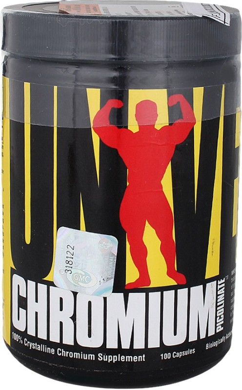 Universal Nutrition Chromium(100 No)