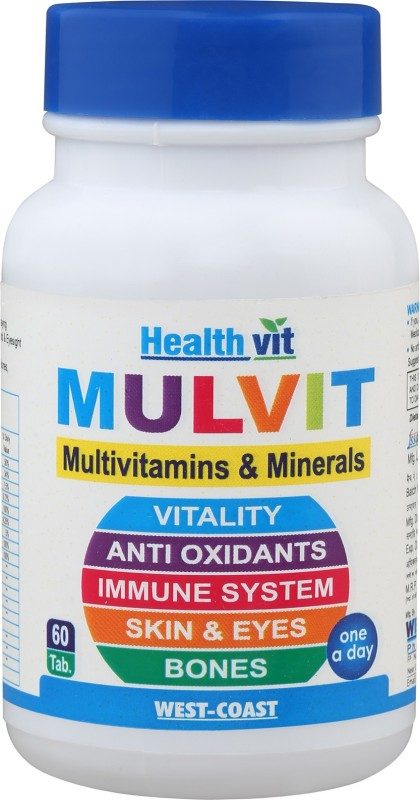 Healthvit & More - Vitamin Supplements - food_nutrition