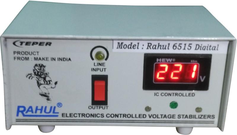 Rahul 6515 a Digital 500 VA 140-280 Volt LCD/LED TV...