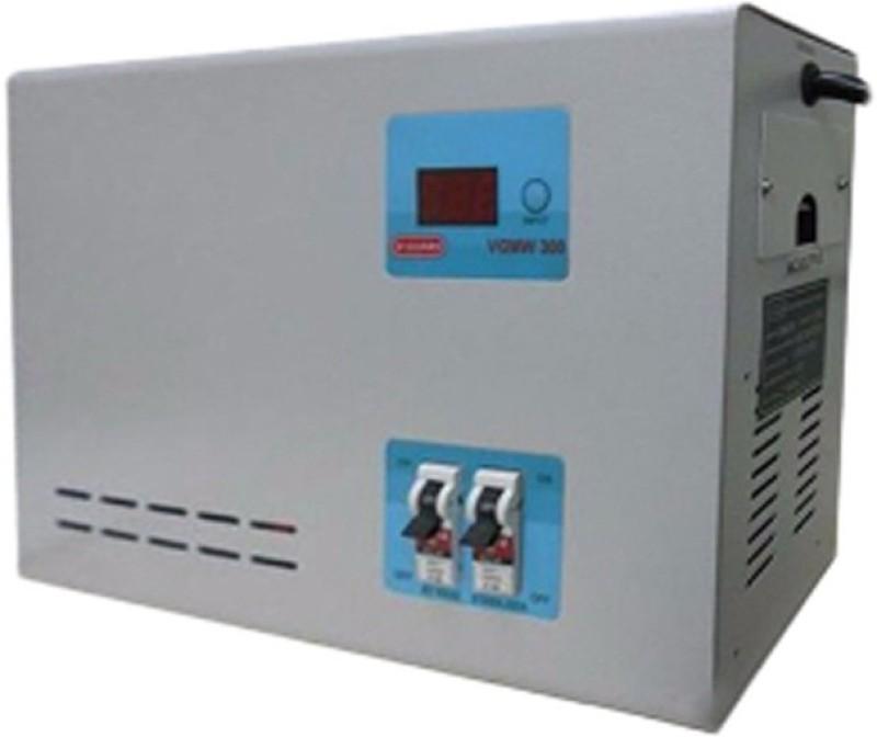 V-Guard VGMW 300 Voltage Stabilizer(Grey)