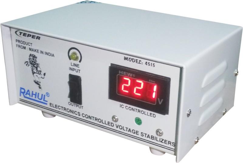 Rahul 5515 c Digital 415 VA 140-280 Volt 1 LCD/LED...