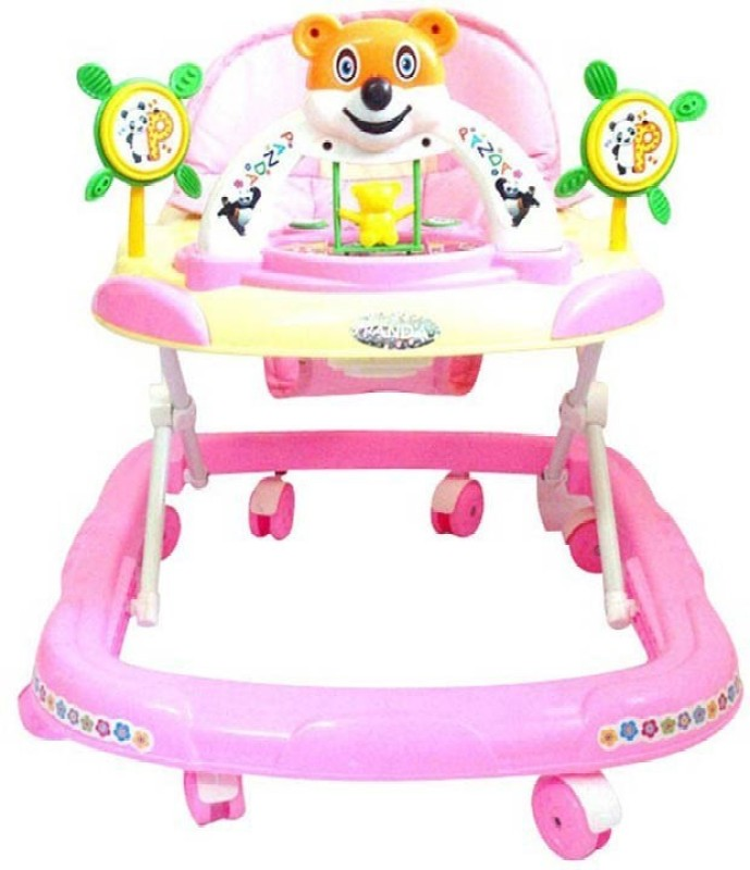 Panda Creation Musical Activity Walker(Pink)