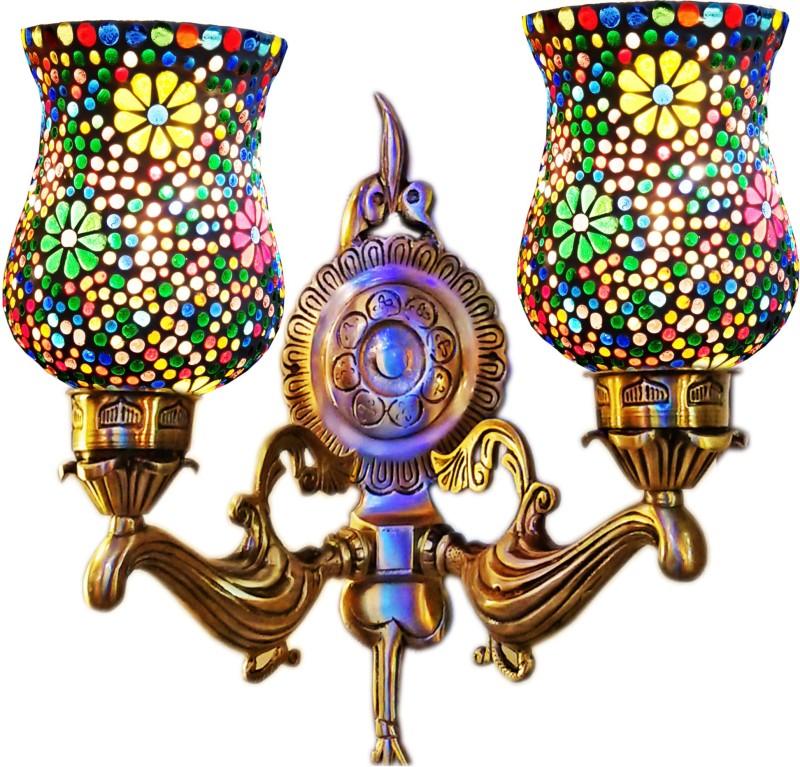 Weldecor Candelabra Wall Lamp(Pack of 2)