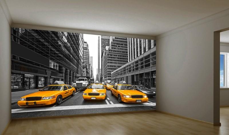 ELL DECOR Nature Wallpaper(101 cm X 152 cm)