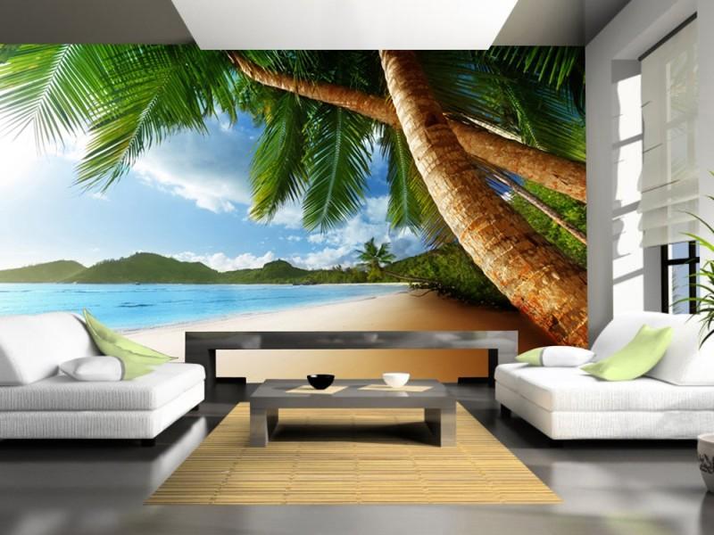 ELL DECOR Nature Wallpaper(81 cm X 122 cm)