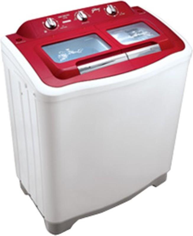 Godrej 7 kg Semi Automatic Top Load Washing Machine(GWS 7002...