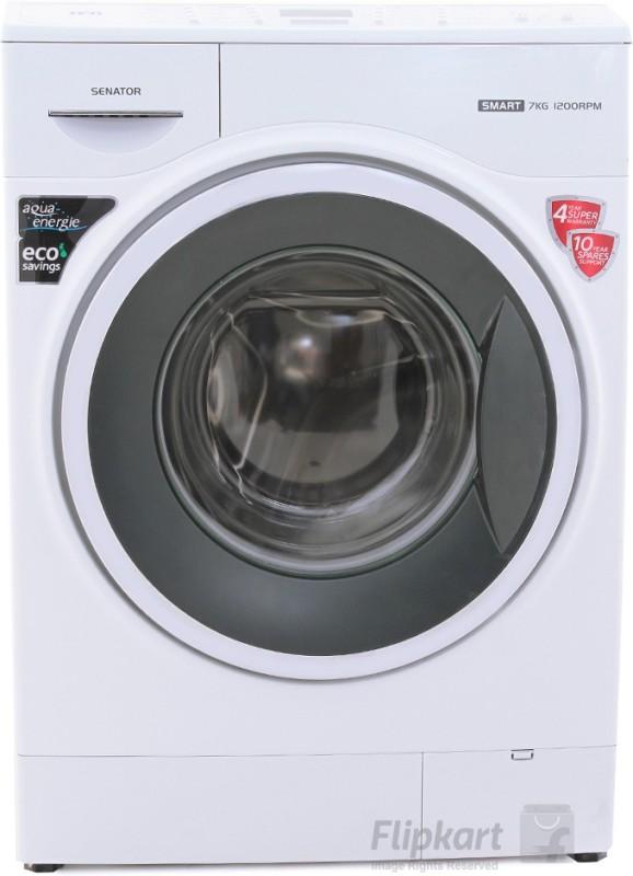 IFB 7 kg Fully Automatic Front Load Washing Machine White(Senator Smart VX)
