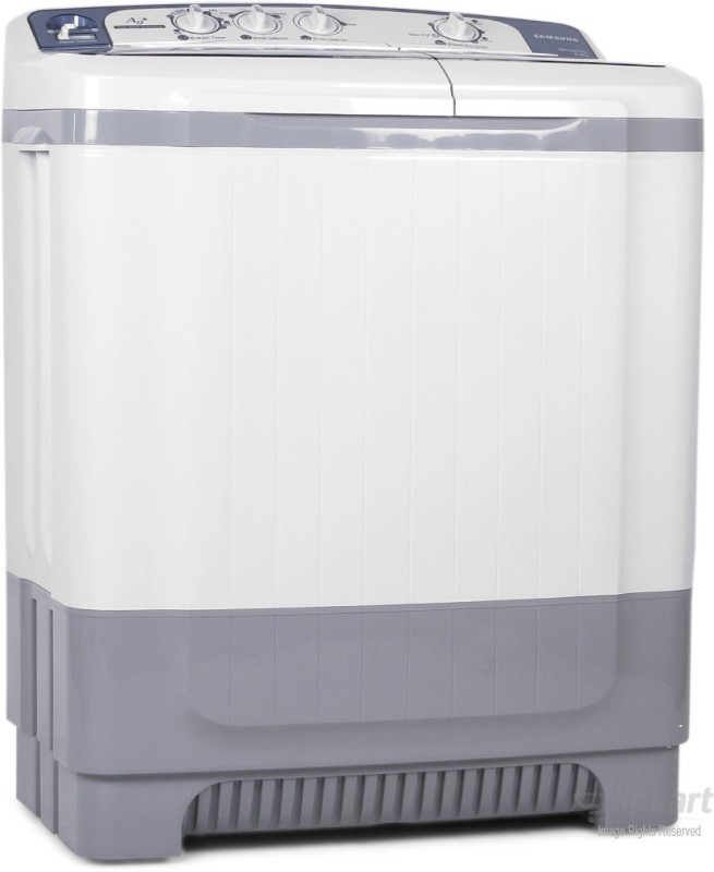 Samsung 8 kg Semi Automatic Top Load Washing Machine(WT1007AG/TL)