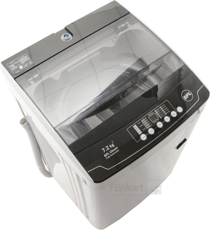 BPL 7.2 kg Fully Automatic Top Load Washing Machine(BFATL72N1)