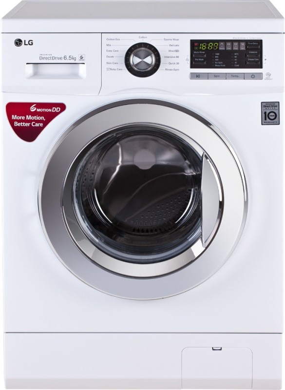 LG 6.5 kg Fully Automatic Front Load Washing Machine(FH096WDL23)