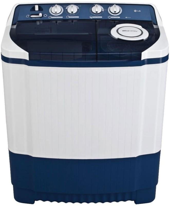LG 7 kg Semi Automatic Top Load Washing Machine(P8072R3FA)