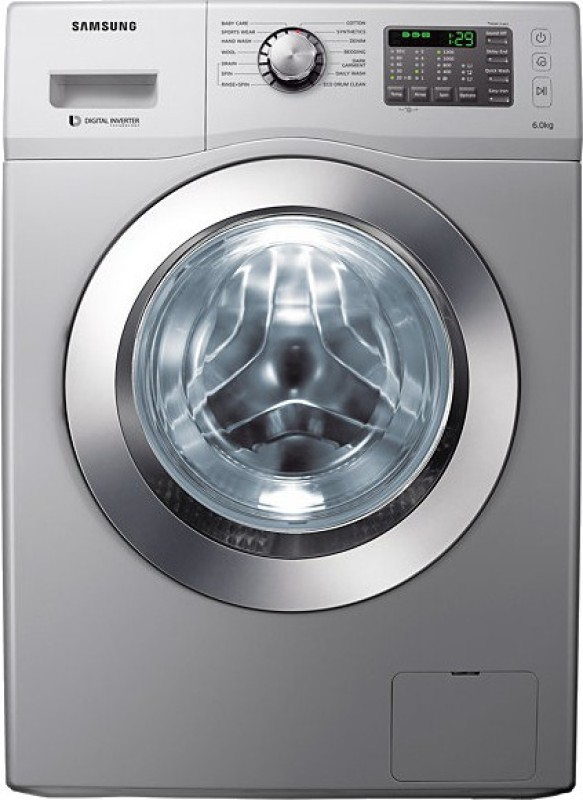 Samsung 6 kg Fully Automatic Front Load Washing Machine(WF602B2BHSD/TL)