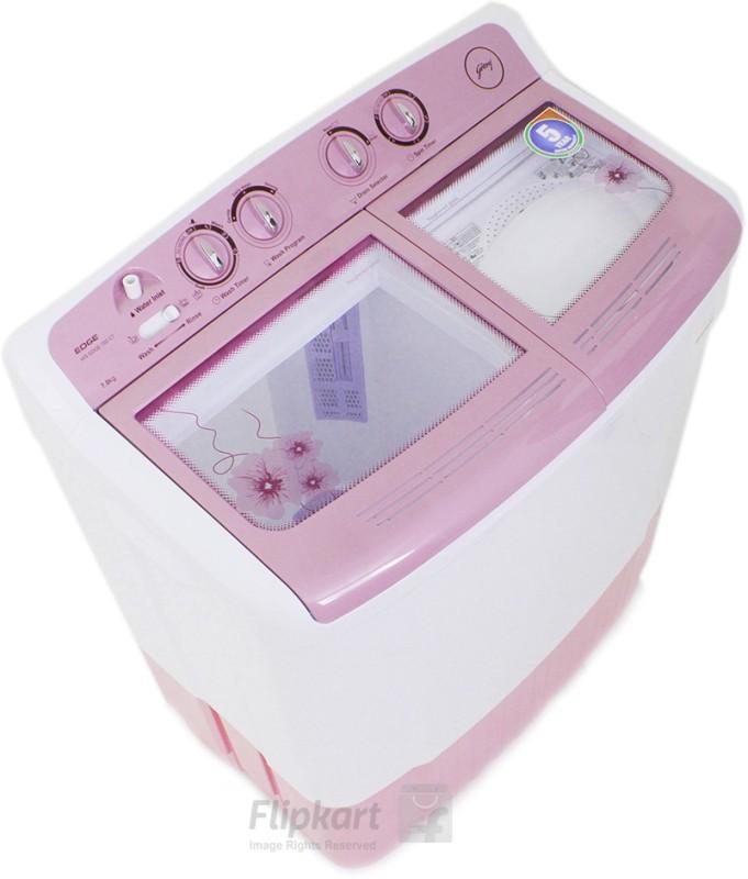 Godrej 7 kg Semi Automatic Top Load Washing Machine(WS 700...