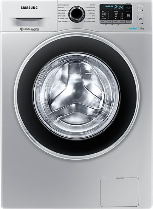 Samsung 7.5 kg Fully Automatic Front Load Washing Machine(WW75J5410GS)