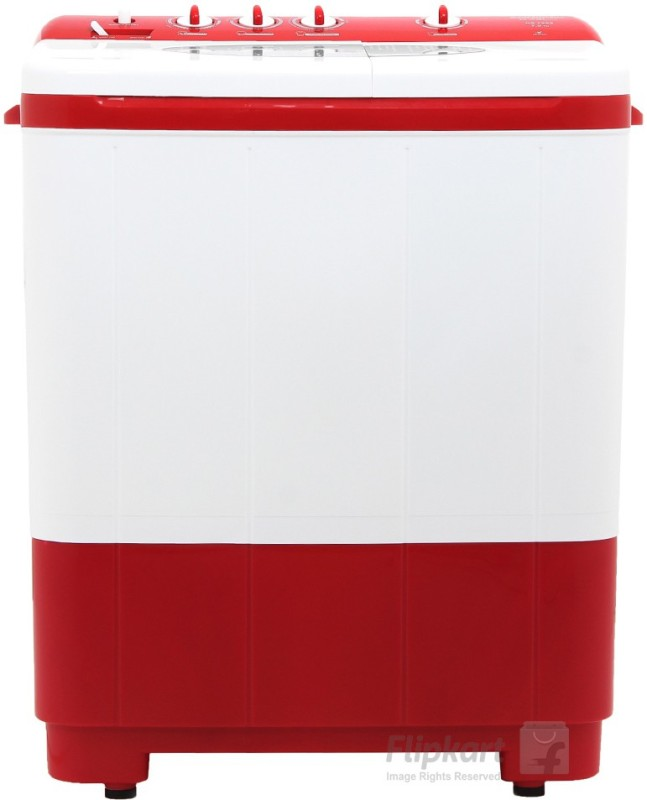 Kelvinator 7.2 kg Semi Automatic Top Load Washing Machine(KS7253TR)
