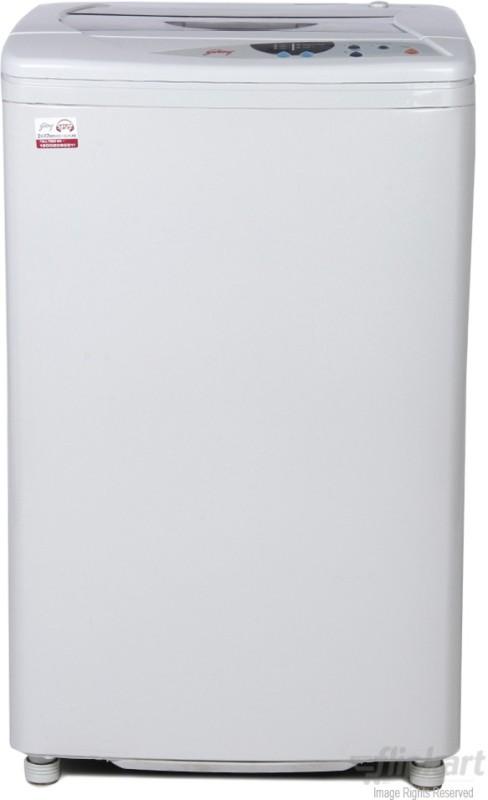 Godrej 6 kg Fully Automatic Top Load Washing Machine Grey(WT 600C)