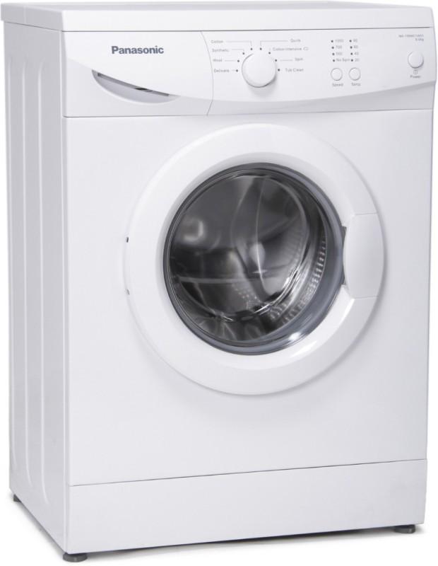 Panasonic 5.5 kg Fully Automatic Front Load Washing Machine(NA-855MC1W01)