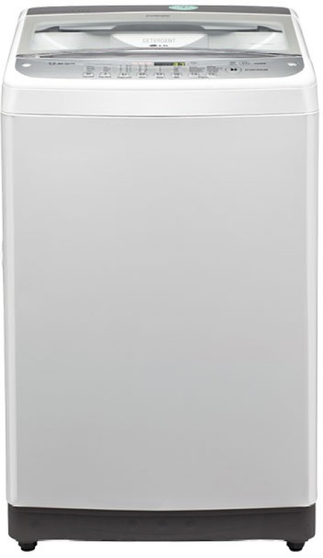 LG 6.5 kg Fully Automatic Top Load Washing Machine(T7577TEEL)