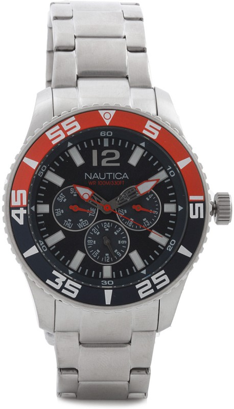 Nautica A15653G Analog Watch - For Men