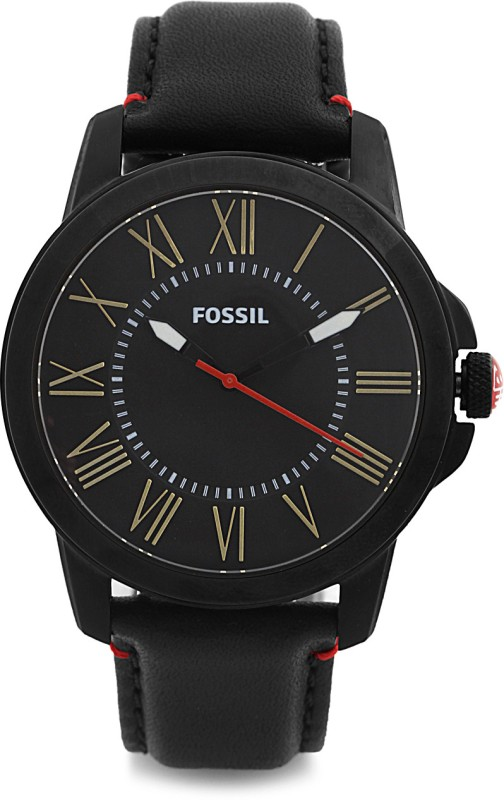 Fossil LE1021 GRANT Analog Watch - For Men