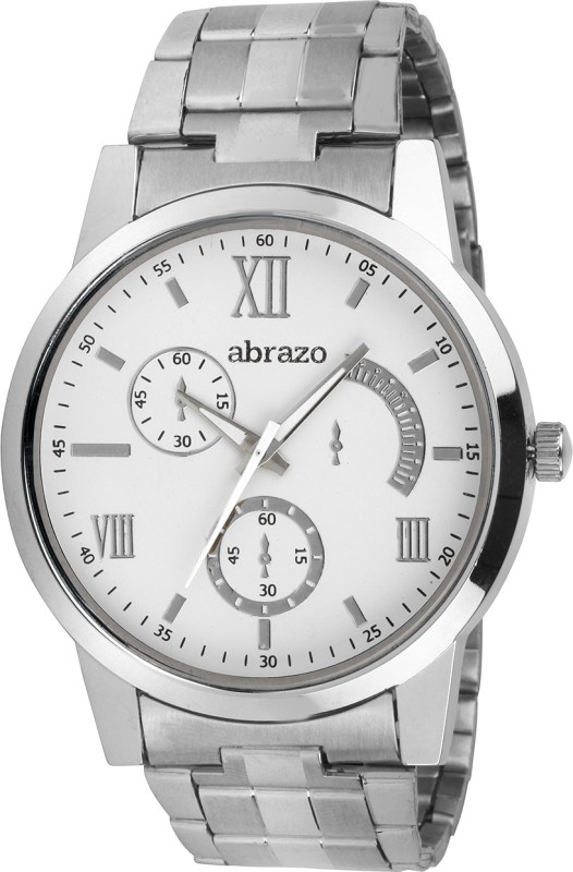 Abrazo NDL-WH Analog Watch - For Men