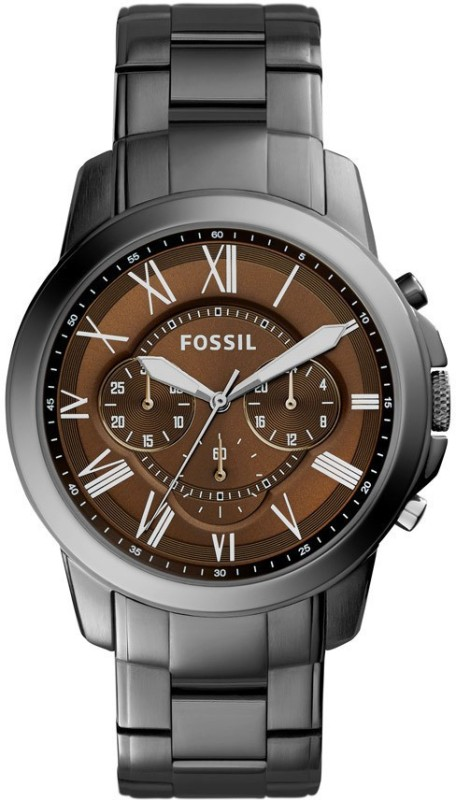Fossil FS5090 GRANT Analog Watch - For Men(End of Season Style)