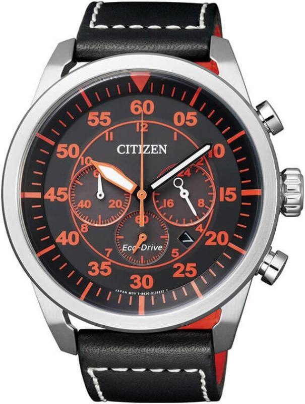 Citizen CA4210-08E Eco-Drive Analog Watch - For Men