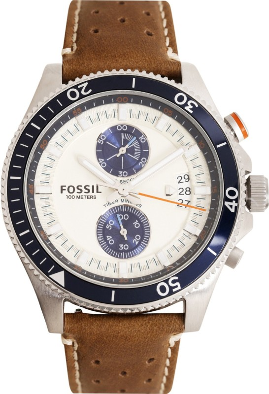 Fossil CH2951I Wakefield Analog Watch - For Men