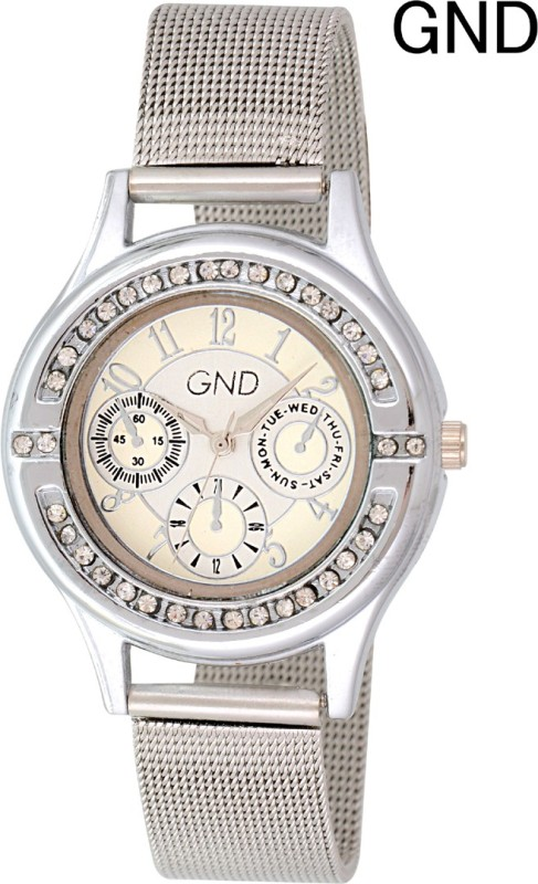 GND GD-048 Analog Watch - For Girls