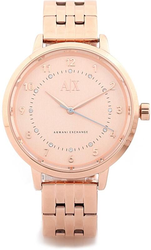 Armani Exchange AX5362 PAYTON Analog Watch - For Women