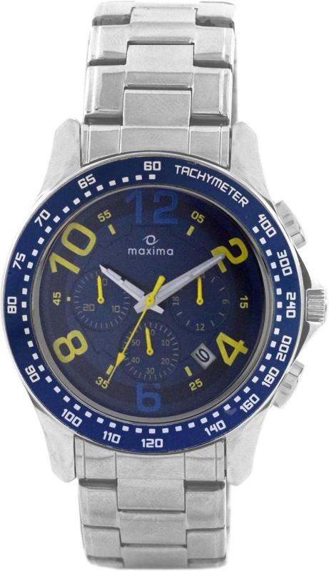 Maxima 32540CMGI Analog Watch - For Men