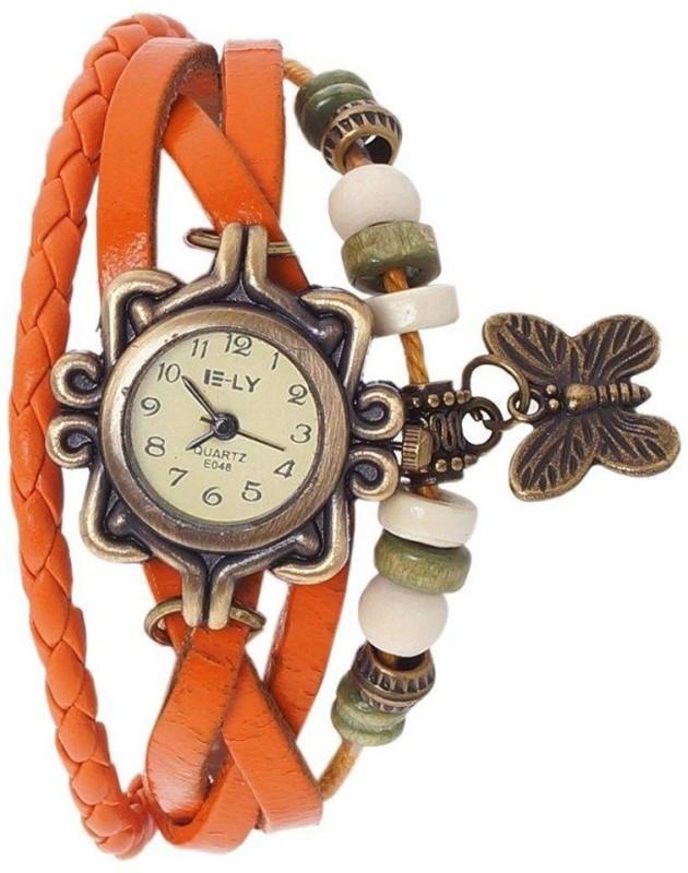 Declasse butterfly vintage XYZ 5 Analog Watch - For Women