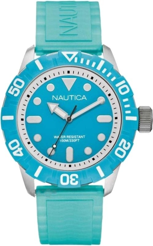 Nautica A09602 Fiber Collection Analog Watch - For Men & Women