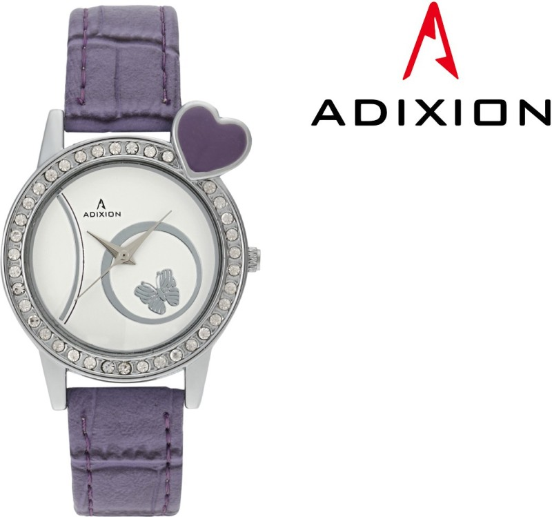 ADIXION AD9408SL02 Analog Watch - For Women