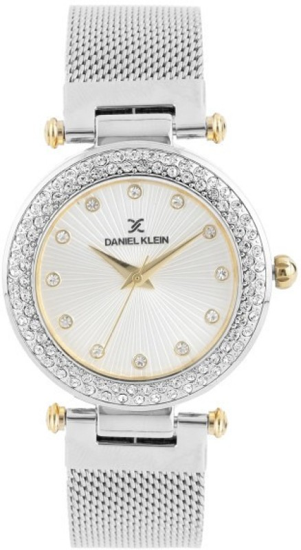 Daniel Klein DK10920-4 Analog Watch - For Women