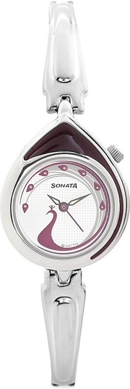 Sonata 8119SM02C Women's Watch image