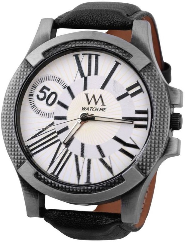 Watch Me WMAL-083-Whitevjeasy Men's Watch image