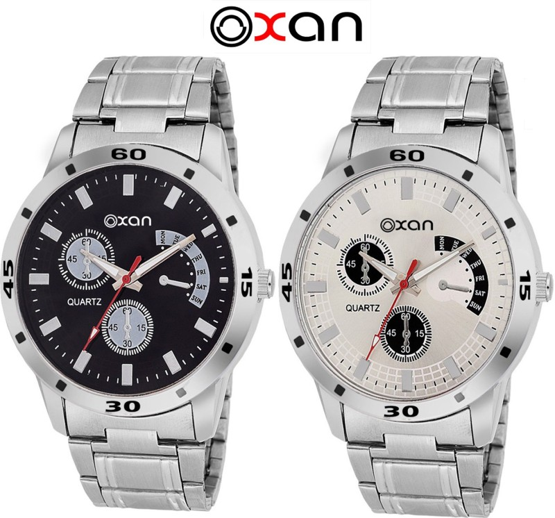 Oxan AS15021502SM12 1500 Analog Watch - For Men